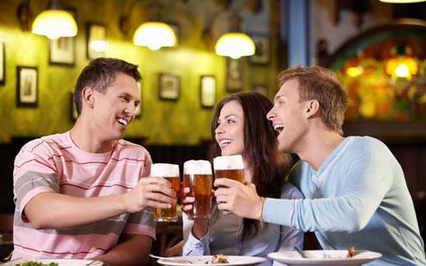 خبر خوش به دوستداران الکل