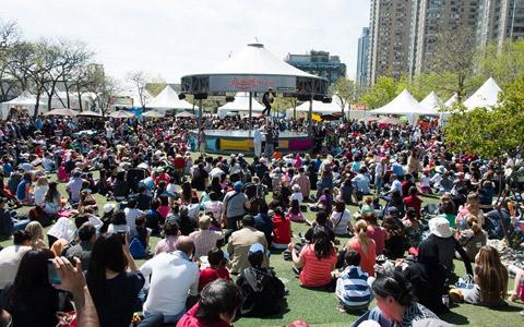 جشنواره Island Soul این هفته در هاربرفرانت سنتر