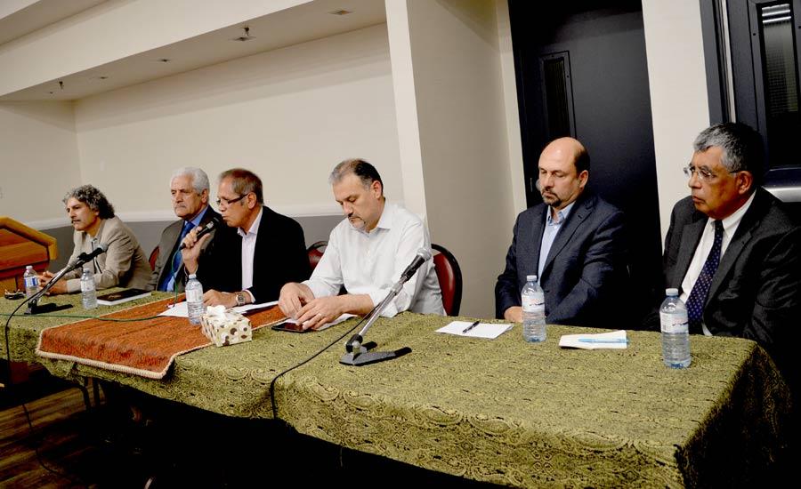 گفت وگو با بنیانگذاران کنگره ایرانیان کانادا