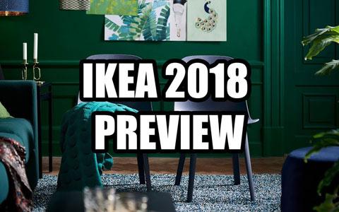 کاتالوگ جدید آیکیا ویژه سال ۲۰۱۸