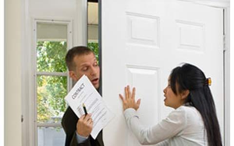 صاحب خانه ها دیگر نمی توانند بدون پرداخت جریمه مستاجرهای خود را بیرون کنند