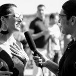 گفت وگوی شهروند با رعنا منصور در تیرگان