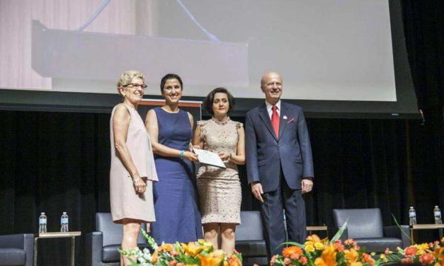 """کنفرانس """"زنان در رهبری""""در تیرگان/ آزاده داودی"""