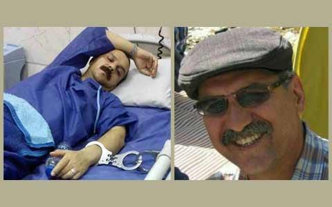 بیانیه ۱۱۲فعال مدنی در محکومیت حکم شلاق شاپور احسانیراد و تحمیل اعتصاب غذا به رضا شهابی