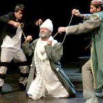 وضعیت هنر نمایش در کشور تاجیکستان/ علی صدیقی