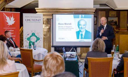 سفر وزیر علوم به اروپا و قفقاز