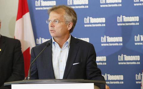 مدیر عاملToronto Hydro ، مرد یک میلیون دلاری