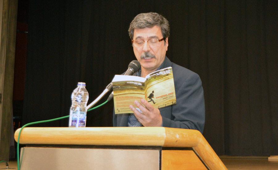 """""""یادی از اکبر"""" در کانون کتاب تورنتو"""