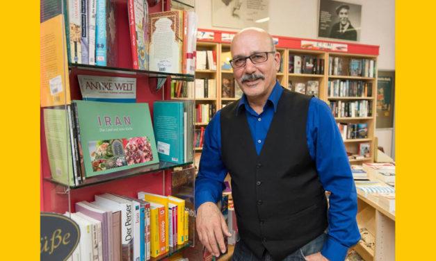 جایزه بهترین کتابفروشی آلمان برای ناشر ایرانی/جواد طالعی