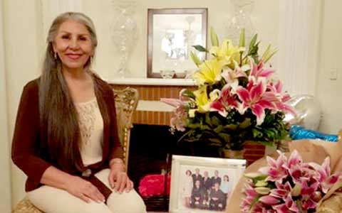 مهوش شهریاری پس از ده سال آزاد شد