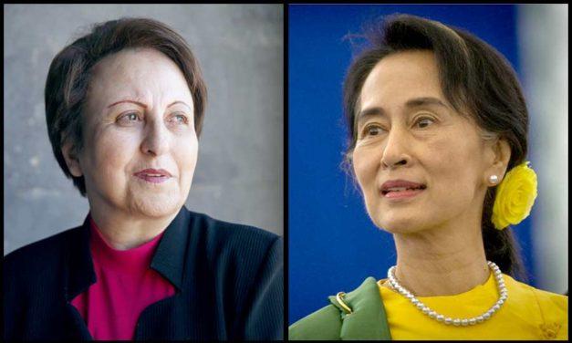 سرکوب مسلمانان روهینگیا در میانمار: اعتراض شیرین عبادی به آنگ سان سوچی