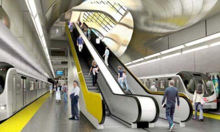 تاریخ افتتاح خط متروی جدید در تورنتو نهایی شد