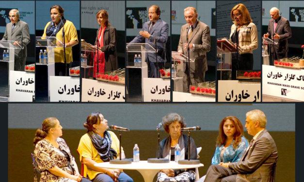 عدالت ۸۸ برگزار کرد: چهارمین سالگرد همبستگی با زندانیان سیاسی و دگراندیش ایران و یادمان بیست و نهمین سالگرد کشتار تابستان ۱۳۶۷