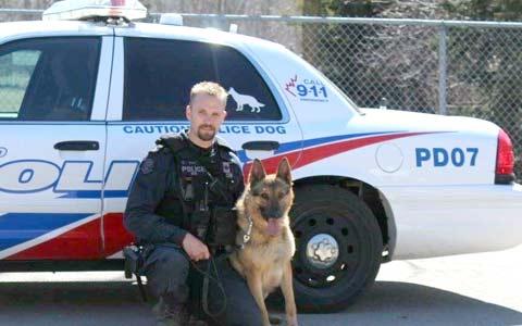 پلیس تورنتو یکی از بهترین کارمندان خود را از دست داد