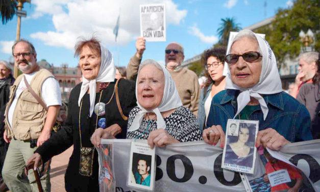 دولتها باید به ناپدید کردن قهری خاتمه دهند