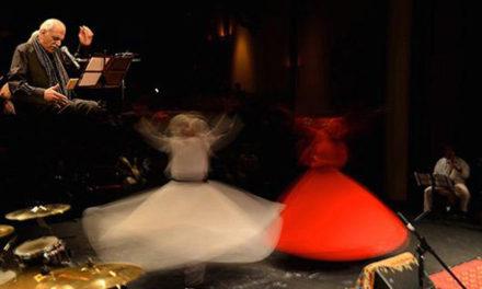 سفر به درون: سیری در موسیقی عرفانی ایران به همراه گروه سلی و رقص سماع