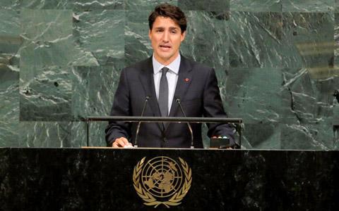تمرکز کانادا بر مسائل درونی در نشست سازمان ملل