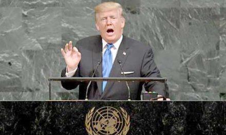 ترامپ: نباید اجازه داد رژیم جنایتکار ایران به اقدامات بیثبات کنندهاش ادامه دهد
