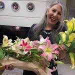 ایرانیان جهان و دستاوردهایشان/ مهوش ثابت برنده جایزه انجمن جهانی قلم