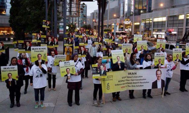 آذردخت طاهری: از دولت کانادا می خواهیم به حکم اعدام محمدعلی طاهری اعتراض کند