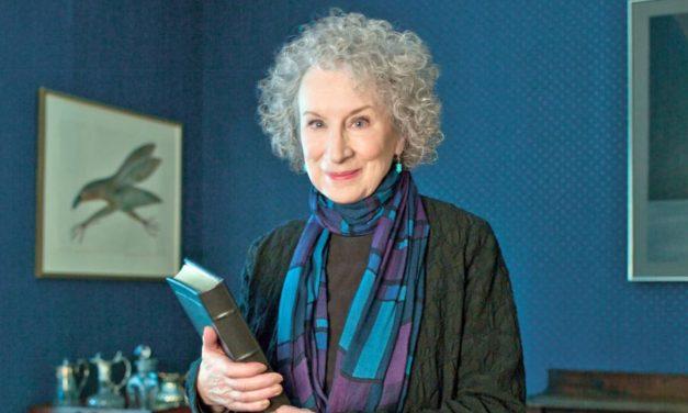جایزه صلح نمایشگاه کتاب فرانکفورت به نویسنده کانادائی اعطا شد