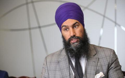 امید حزب NDP برای مدیریت انتاریو و کانادا