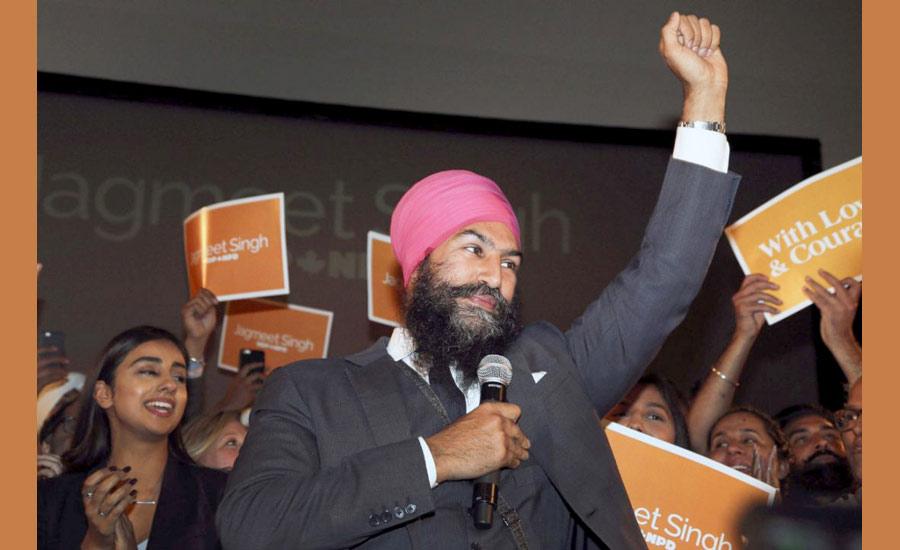 رهبر جدید حزب نیودموکرات NDP چه کسی است؟