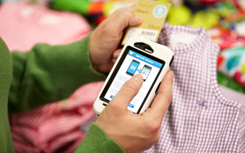 تکنولوژی جدید در خدمت مشتریان وال مارت