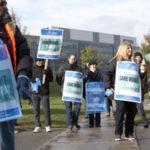 اعتصاب سراسری ۲۴ کالج استان انتاریو