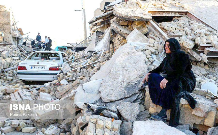 Iran-Earthquake2017–10