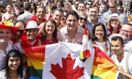 جاستین ترودو به طور رسمی از جامعه LGBT معذرت خواهی می کند