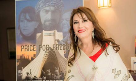 """دیدار با مری آپیک با فیلم """"بهای آزادی"""" در تورنتو"""