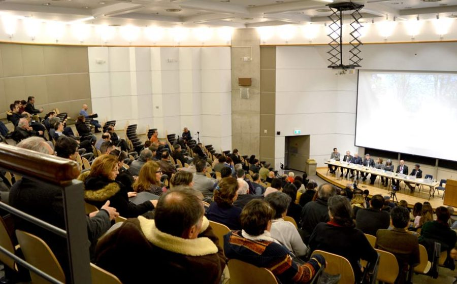 Panel-Audience