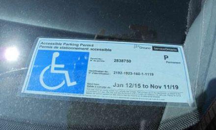 سوءاستفاده از مجوز مخصوص پارکینگ افراد معلول در تورنتو
