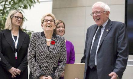 برنی سندرز، سناتور دموکرات ایالات متحده آمریکا، در کانادا چه گفت