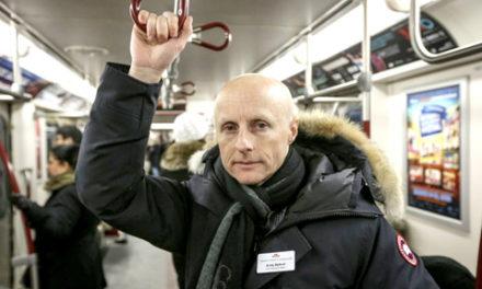 مدیر عامل TTC تورنتو به کمک متروی نیویورک می رود