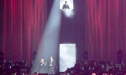 کنسرت یادبود لئونارد کوهن در مونترال