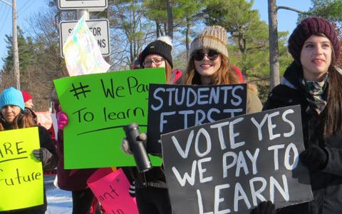 پایان طولانی ترین اعتصاب کالج های انتاریو