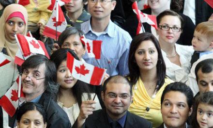 آمار مهاجران در کانادا در بالاترین میزان خود در ۸۵ سال اخیر