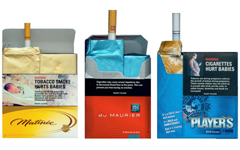 مالیات دخانیات موفق ترین راه برای کاهش میزان مصرف سیگار در کانادا