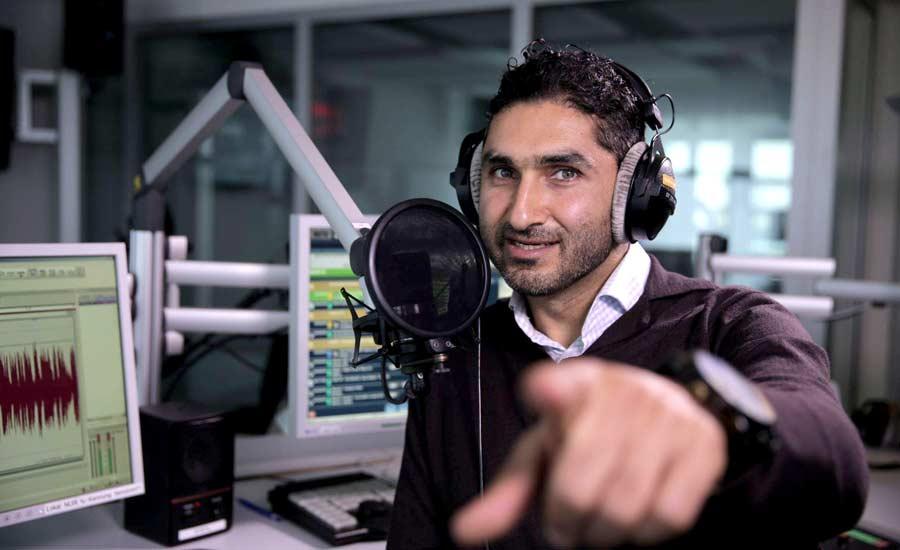 ایرانیان جهان و دستاوردهایشان ـ ۱۱ /آشنایی با بامداد اسماعیلی، خبرنگار موفق ایرانی ـ آلمانی