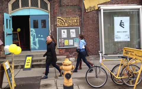 اولین شبکه دوچرخه سواری تورنتو به کار خود پایان می دهد