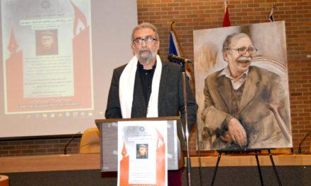 گزارش ویدیویی مراسم بزرگداشت علی اشرف درویشیان در تورنتو