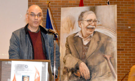 کانون نویسندگان ایران در تبعید برگزار کرد؛ بزرگداشت علی اشرف درویشیان در تورنتو