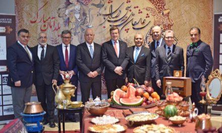 جشن یلدا به میزبانی انجمن ساختمان سازان ایرانی ـ کانادایی
