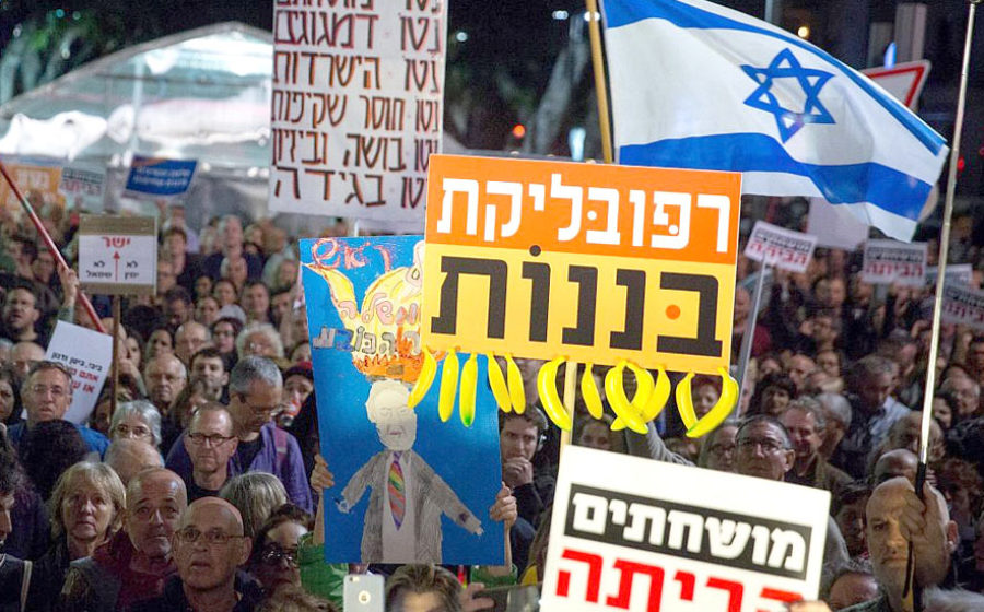 Israel-protest-3
