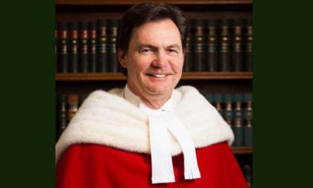 قاضی اعظم کانادا توسط جاستین ترودو تعیین شد