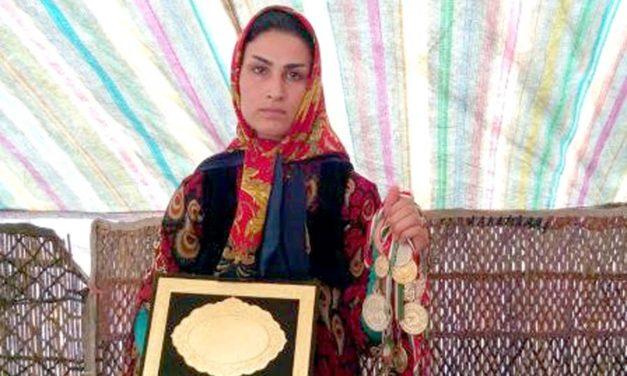 ایرانیان جهان و دستاوردهایشان ـ ۱۰/آشنایی با سوسن (سحر) رشیدی؛ دختر کوچ نشین لُر، قهرمان کیک بوکسینگ ایران