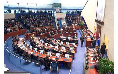تغییرات در مرزبندی بخش ها و صندلی های شورای شهر برای انتخابات ۲۰۱۸