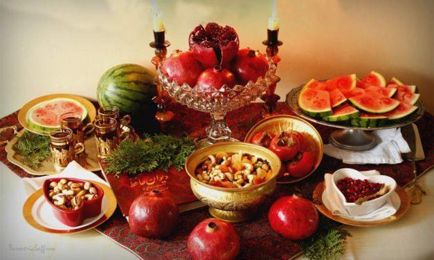 جشن دیگان(یلدا)/شروین هاشمی